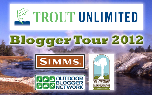 Outdoor Blogger Tour 2012